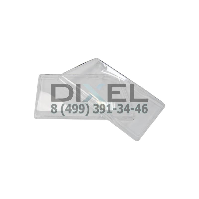 Гладкие стекла фар ВАЗ 2108/09/99 (пара)
