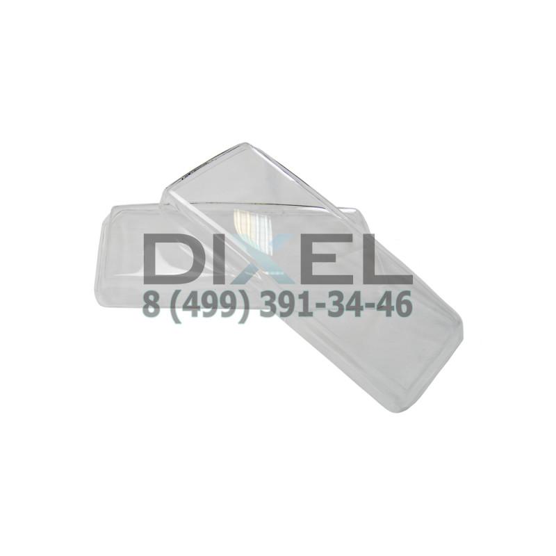 Гладкие стекла фар Volkswagen Passat b4 (пара) Толщина 4ММ