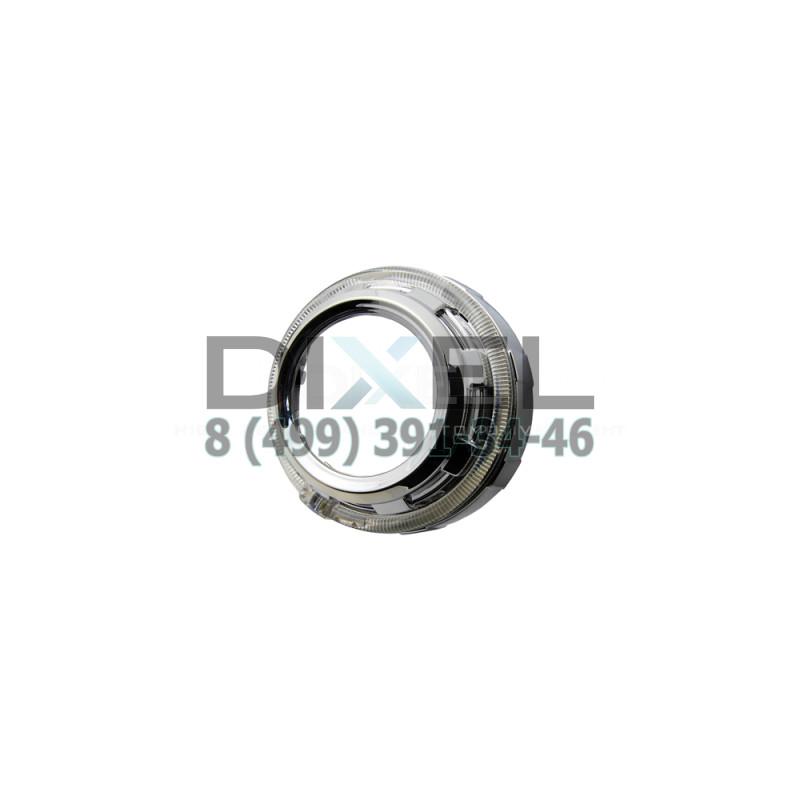 Маска для Линз 3.0 С А/Г. LED (Белый) 2-режима- №353