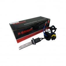 Лампа ксенон X-BRIGHT H27 5000К с проводом питания DC