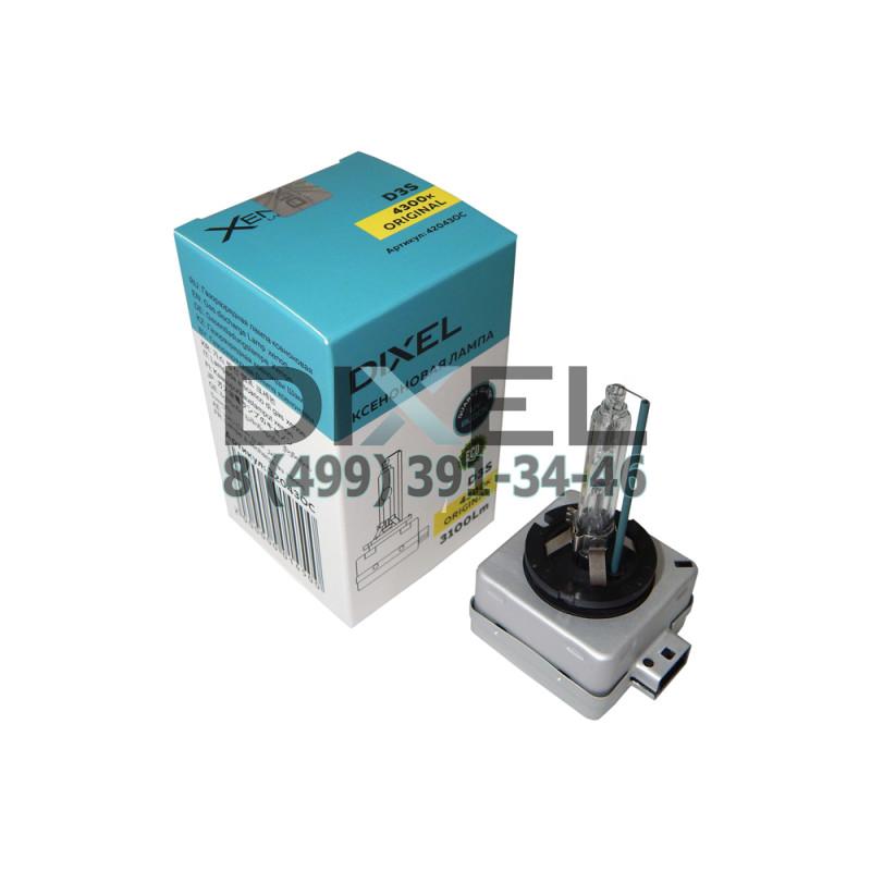 Лампа ксенон DIXEL D3S 4300K OC