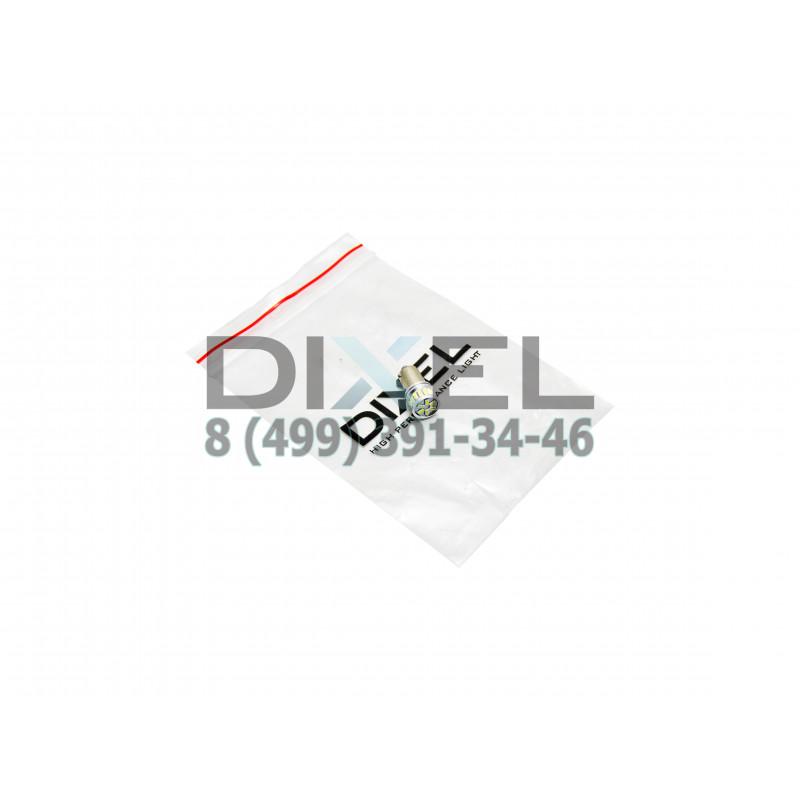Лампа светодиодная DXL-BA9S-T8-20 SMD(3014) (5000К) 12V