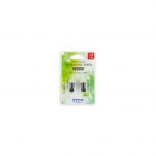 Светодиодная автолампа MTF Light серия FIREFLY, W5W / T10, 12В, 0.5Вт, 5500К холодный белый, Тайвань