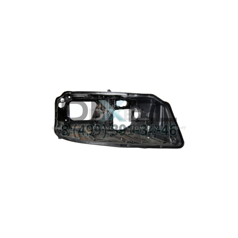 Корпус для фары AUDI A8 III D4-Рест. под LED (2013 по Н.В) (ПРАВАЯ СТОРОНА)