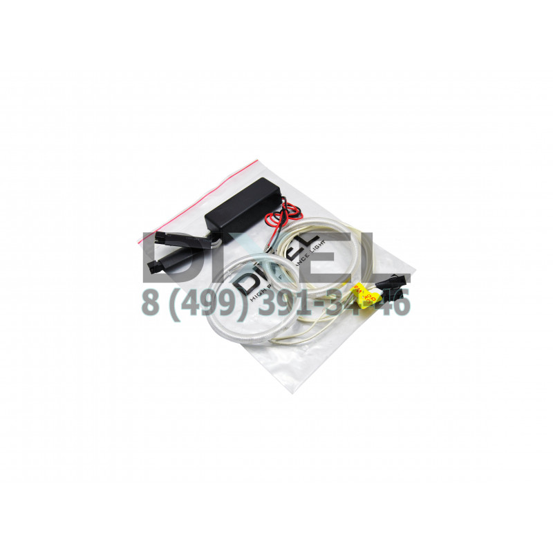 Ангельские Глазки DXL CCFL D-85mm белые (2 шт.)