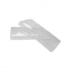 Гладкие стекла фар Daewoo Nexia (пара)