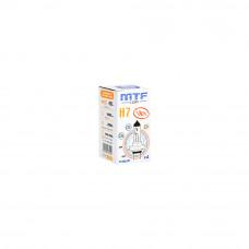 Галогенная лампа MTF H7 12v 55w - Standard +30%