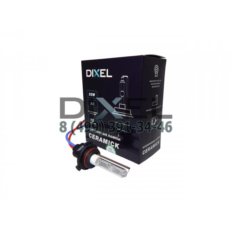 Лампа ксенон DIXEL CN HB3 6000k AC