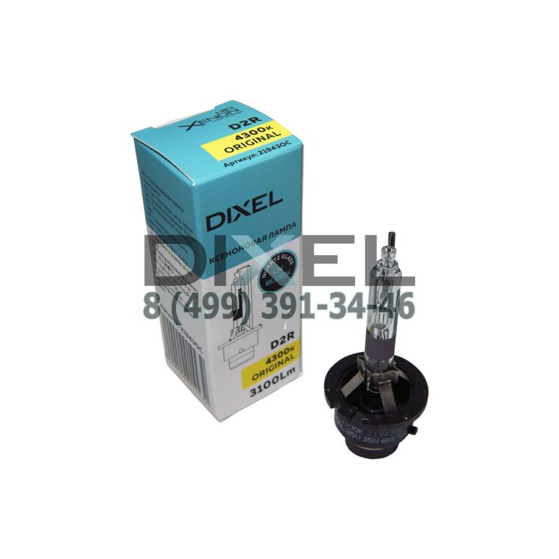 Лампа ксенон DIXEL D2R 4300K OС