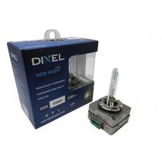 Ксеноновые лампы DIXEL HPL NEW NIGHT D3S 5500K 3000Lm КТ-2 шт.