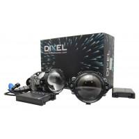 Светодиодный би-модуль DIXEL mini Bi-LED 3.0 4500K  V3.0