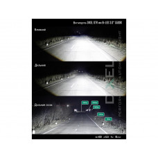 Светодиодный би-модуль DIXEL mini Bi-LED 3.0 5500K  V3.0