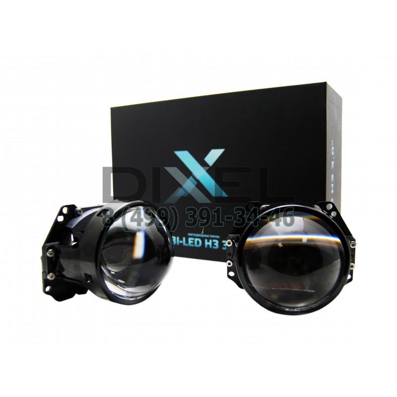 Светодиодный би-модуль X LED H3 3.0_ 4800K 12V
