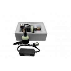 Лампа светодиодная LED S25 (1156-180) 40W (CREE)Функция ДХО+Поворот (Белый+Желтый) 12V (КT- 2 шт.)