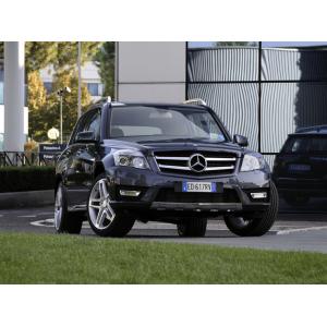 Стекло фары Mercedes-Benz GLK X204 (2008 - 2012 Г.В.) (ПРАВОЕ)