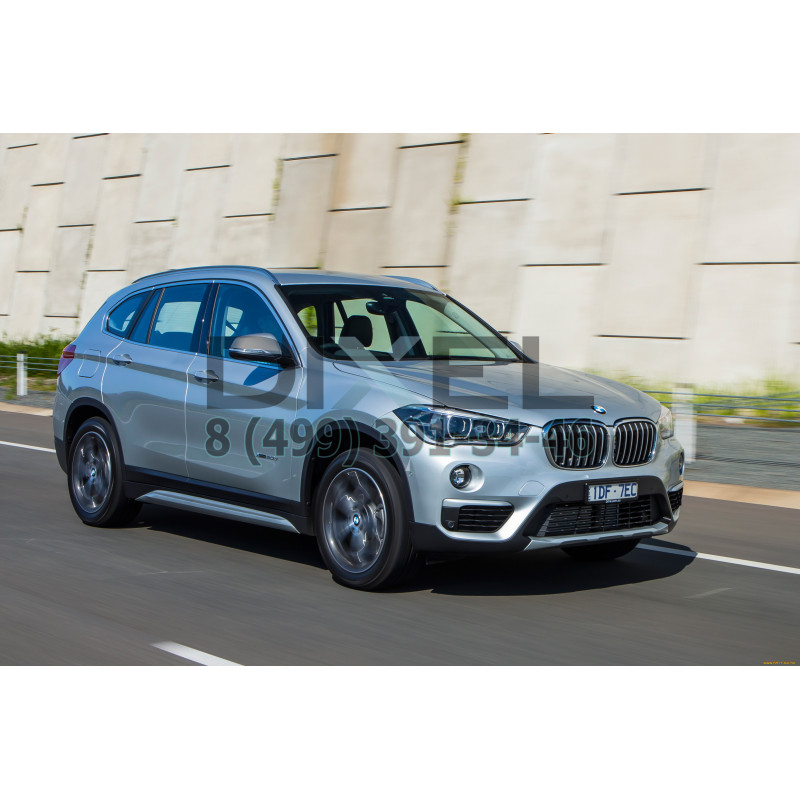 Стекло фары BMW X1 F48 (2015 Г.В - 2019 Г.В) (ЛЕВОЕ)