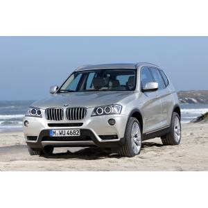 Стекло фары BMW X3 F25 (2010 - 2014 Г.В) (ПРАВОЕ)